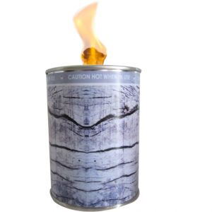 flc1/bk2 : Designer flame in a can unscented - grey bark