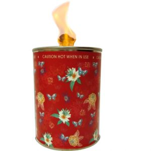 flc1/r3 : Designer flame in a can unscented - red oriental