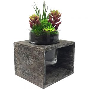 ga62-21 : Cheswick single wooden planter