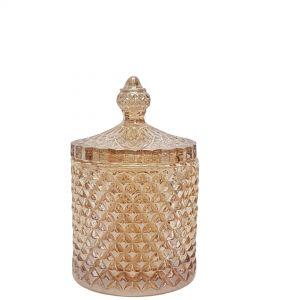 gcc16-go : Regina Vintage jar - Opaque Gold