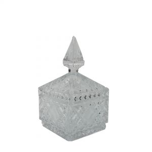 Minx royal glass jar