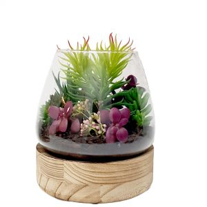 GCH1719W: Harrod natural wooden base atrium  - Small