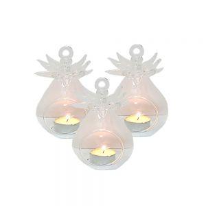 gt42 : Hanging love angel glass vase **SOLDOUT **