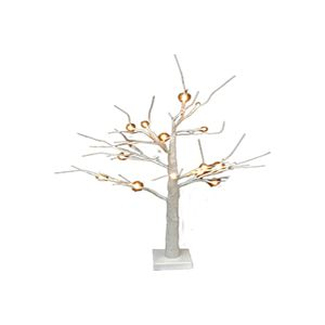 led white xmas tree - 50cm