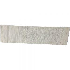 Natural bamboo table runner (40 x 150)