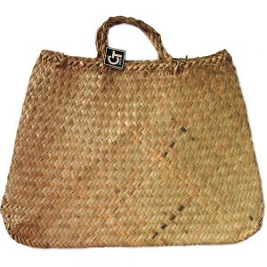 sg01M : seagrass tote bag - medium (50x40cm)