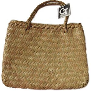 sg01mini : seagrass tote bag - mini (20x13cm) **DISCONTINUED **