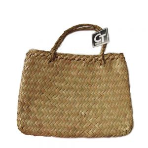 sg01XS : seagrass tote bag - XS (30x20cm) **DISCONTINUED**