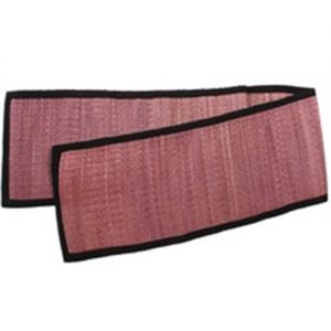 sg109s/ma : seagrass table runner small - mauve (120x30cm)
