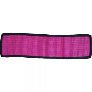 sg109S/lp : Seagrass small table runner - light pink