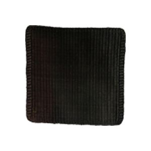 sg23s/b : seagrass rectangular placemat - black