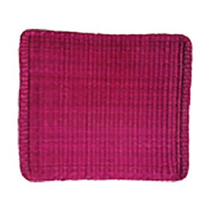 sg23s/bpi : seagrass rectangular placemat - bright pink **SOLDOUT**