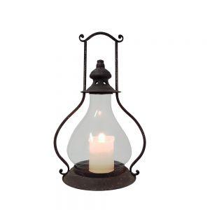 Eddison Antique Miner lantern - S