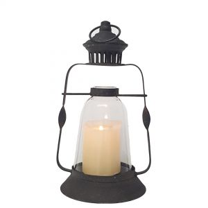TQ-ZT60 : Eddison Lodge Antique Miner lantern
