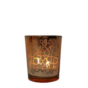 VCP-1i : Eclectic circle votive - small