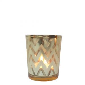 VG-1D : Galactic gold votive - small