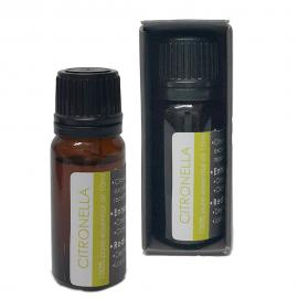 10ml 100% pure essential oil - citronella